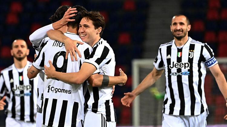 İtalya Serie A'da Juventus dördüncü sırada tamamladı