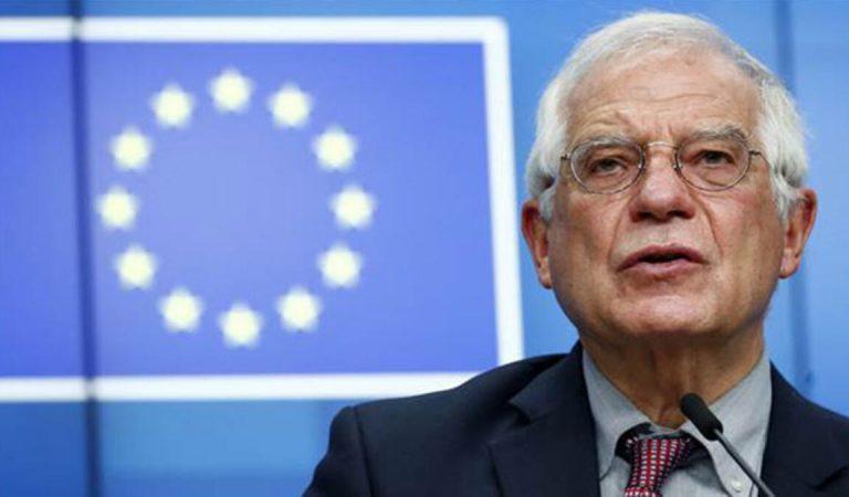 Josep Borrell'den ses getirecek kitap! AB'nin dış politika kitabında 'Türkiye ile diyalog' vurgusu