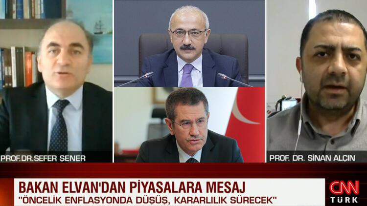 Kararlılık vurgusu… Piyasalar rayına oturacak! Uzmanlar CNN Türk'te değerlendirdi: Dolar düşecek