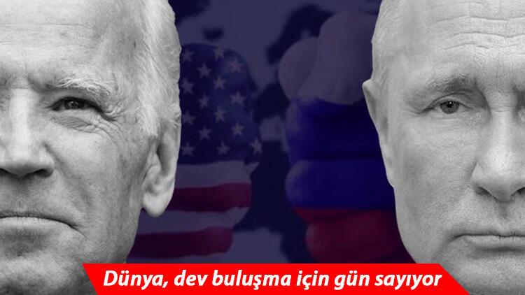 Kritik Putin-Biden görüşmesine Beyaz Saray'dan ilginç yorum: Ödül vermiyoruz!