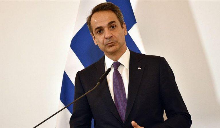 """Miçotakis'in """"Yunan çocukları"""" sözlerine tepki"""