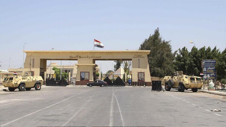 Mısır, Filistin için sınır kapısını açtı!