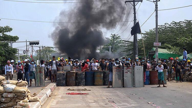 Myanmar'da darbeye karşı yeni hamle: Halk ordusu kurmaya hazırlanıyorlar