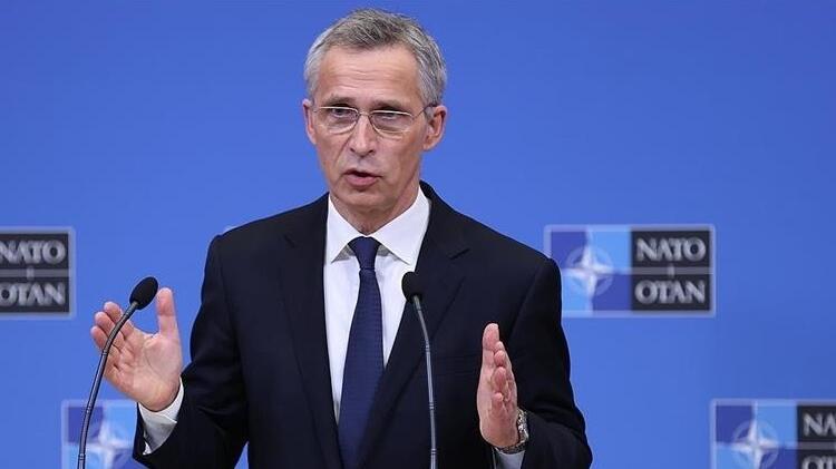 """NATO Genel Sekreteri Stoltenberg: """"Rusya'nın saldırgan tavırları nedeniyle NATO tetiktedir"""""""