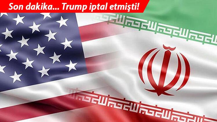 Nükleer açıklamaları peş peşe geldi… İran ve ABD'ye masaya oturuyor!