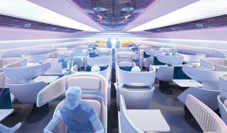 Pandemiden etkilenip tasarladılar… Uçuşlarda yeni dönem