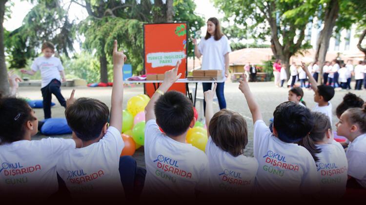 Pandemiye karşın 'Okul Dışarıda'