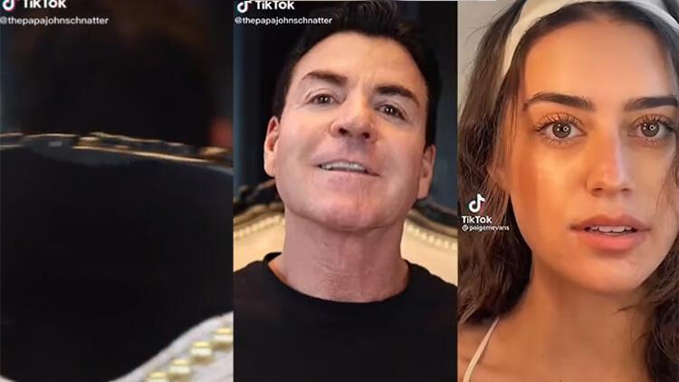 Pizza devinde skandal! Milyonlarca kişi bu videoyu izledi, TikTok'ta tepki yağdı