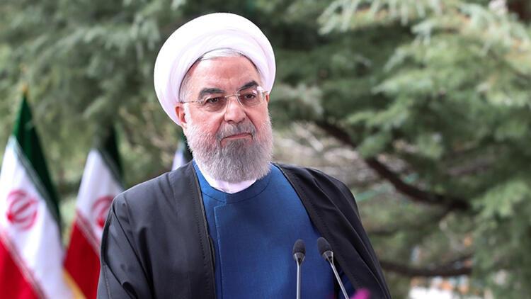 Ruhani: Yaptırımların kalkması için bir dakikayı dahi kaçırmayacağız