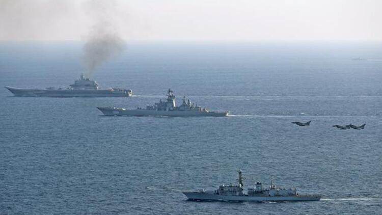 Rusya Savunma Bakanlığı'ndan 'Karadeniz' açıklaması
