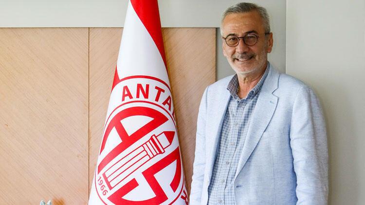 Son Dakika: Antalyaspor, TFF Başkanı Nihat Özdemir'i istifaya davet etti