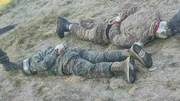 Son dakika… Azerbaycan askerleri ikmal yollarına mayın döşeyen 6 Ermenistan askerini esir aldı