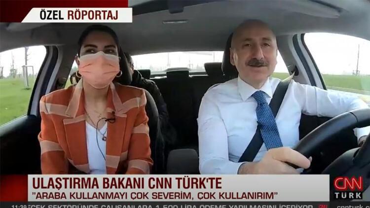 Son dakika… Bakan Karaismailoğlu: Kanal İstanbul'da önemli gelişmeler olacak