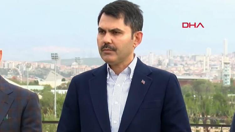 Son dakika… Bakan Kurum'dan Kanal İstanbul açıklaması