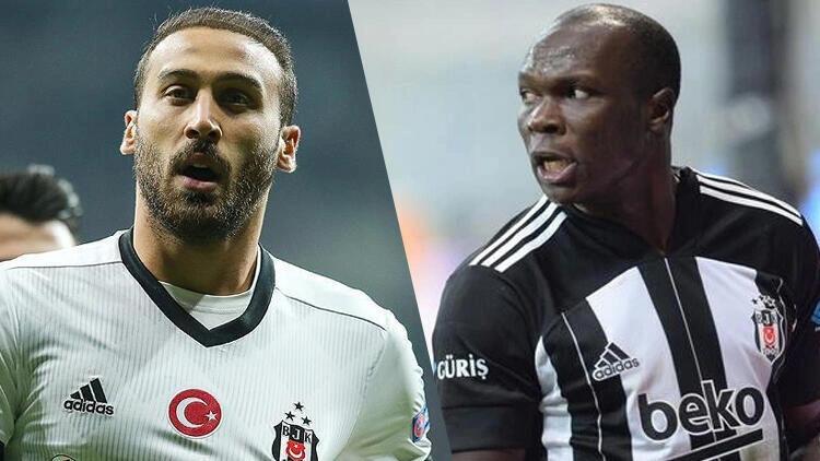 Son Dakika: Beşiktaş'ta Cenk Tosun ve Aboubakar'a PFDK'den ceza