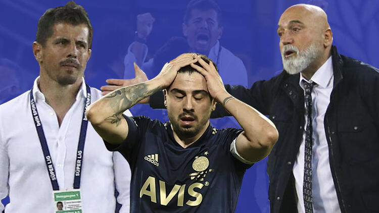 Son Dakika: Fenerbahçe'de Emre Belözoğlu'ndan maçı çeviren hamle! Hikmet Karaman itiraf etti…