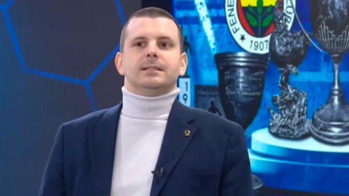 Son Dakika: Fenerbahçe'de Metin Sipahioğlu'ndan olay açıklamalar! Başvuru gerçeğini anlattı ve Beşiktaş için '5 şampiyonlukları var' sözleri…