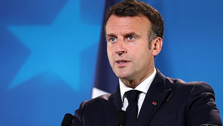 Son dakika… Fransa Cumhurbaşkanı Macron'dan soykırım itirafı