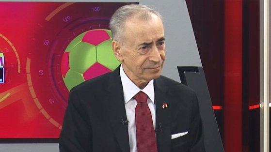 Son Dakika: Galatasaray Başkanı Mustafa Cengiz konuşuyor! TFF'ye Fenerbahçe başvurusu…