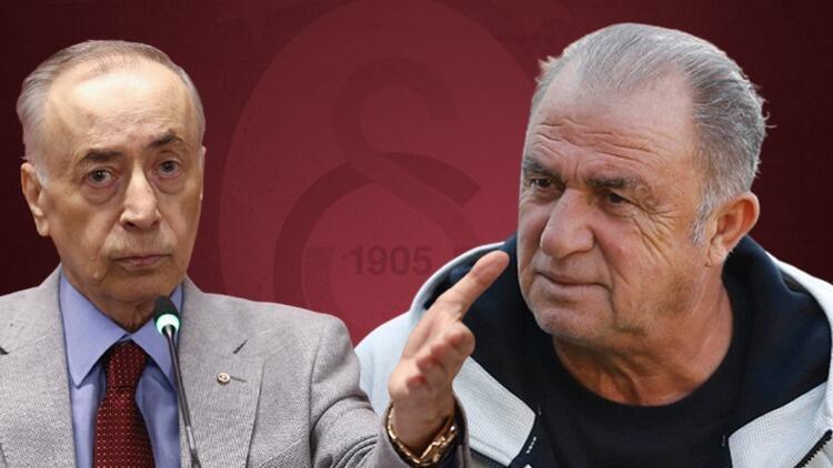 Son Dakika: Galatasaray'da sular durulmuyor Fatih Terim, Mustafa Cengiz'in sözlerine cevap verdi