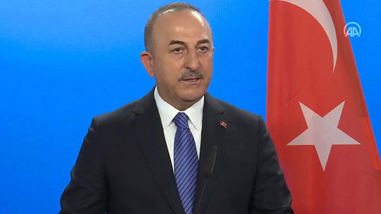 Son dakika haberi… Dışişleri Bakanı Çavuşoğlu'ndan aşı açıklaması