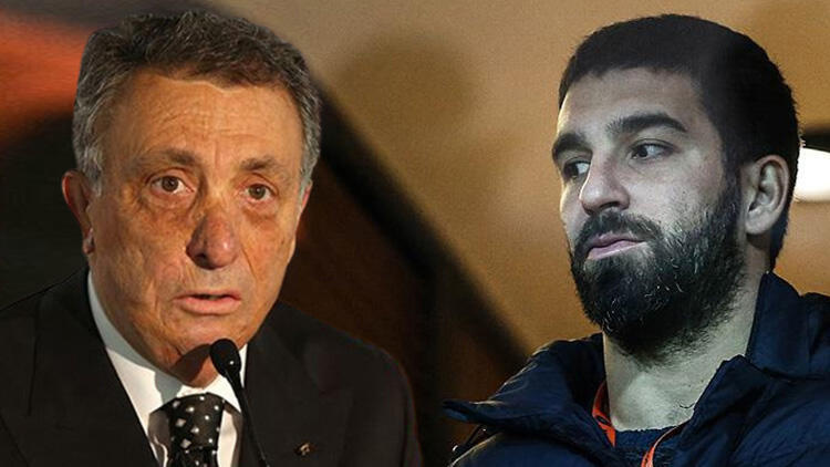 Son Dakika: PFDK'dan Beşiktaş Başkanı Ahmet Nur Çebi ve Arda Turan'a ceza!