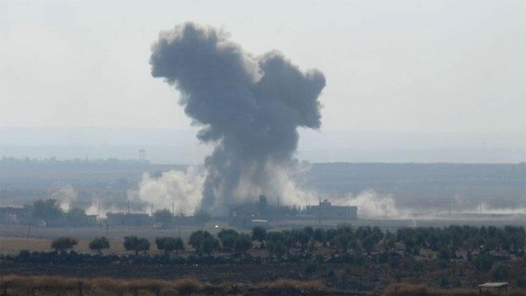Son dakika… Rus savaş uçakları vurdu! Çok sayıda ölü var…