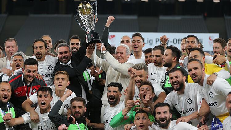 Son dakika: Süper Lig'e yükselen son takım Altay oldu! Mustafa Denizli'yle tarih yazdılar