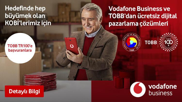 TOBB ve Vodafone Business, KOBİ'leri dijital geleceğe hazırlıyor