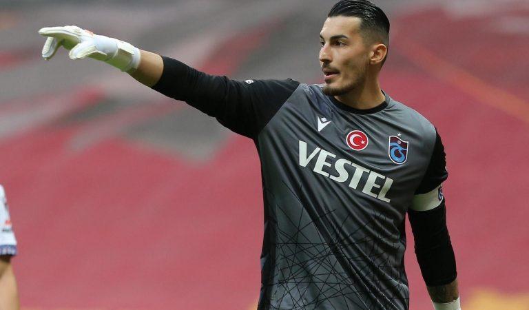 Trabzonspor, Uğurcan Çakır için sadece resmi teklifleri değerlendirecek