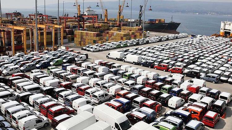 Türkiye otomotiv pazarı ilk çeyrekte yüzde 60 büyüdü