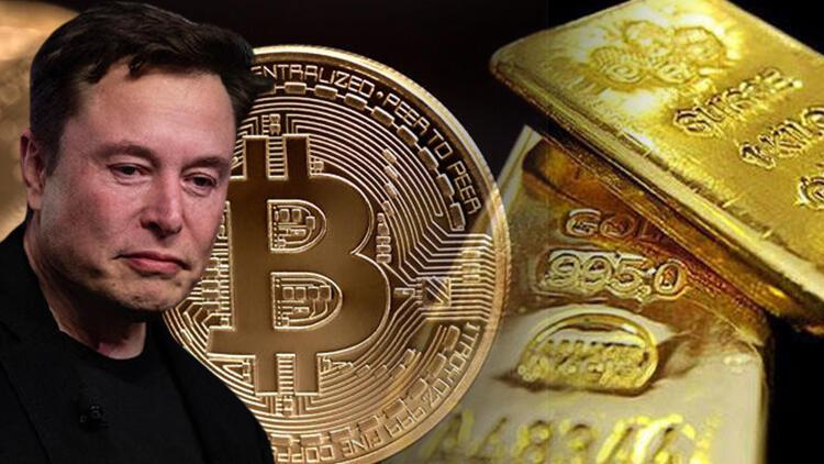 Uzmanlar yorumladı: Kripto paralarda yaşanan sert düşüş altın fiyatlarını etkiledi mi?