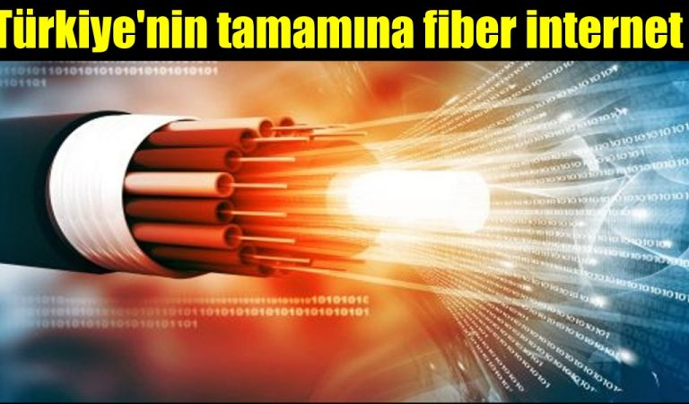 Bakan Yardımcısı Fiber İnternetin Türkiye'nin Tamamına Ne Zaman Geleceğini Açıkladı!
