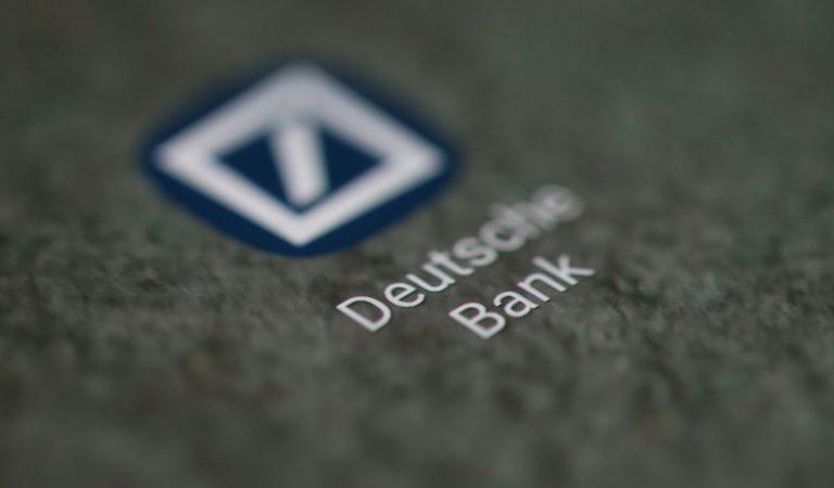 Deutsche Bank düşüşte, ECB lider arayışını hızlandırmasını istiyor